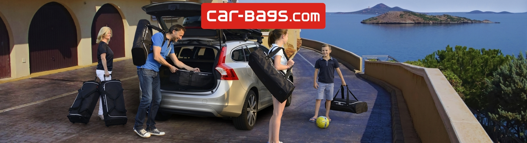 Car-Bags.com travel bags - carefree traveling