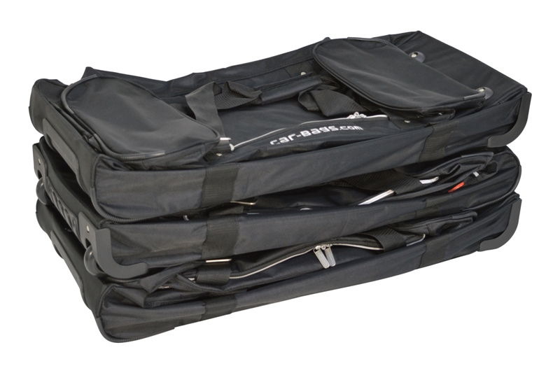 Car-Bags set is fully collapsible