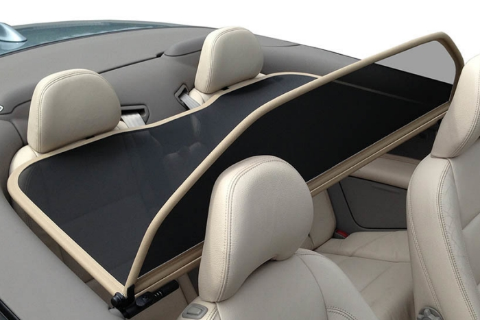 Car Parts Expert convertible wind deflector