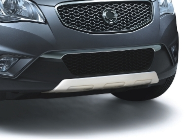 Car Parts Expert Skidplates - front / rear
