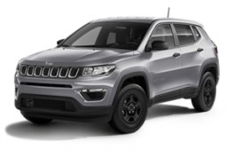 Jeep Compass (MP) 2017-
