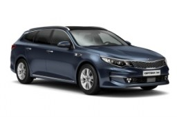 Kia Optima Sportswagon (JF) | 2016-
