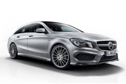 Mercedes-Benz CLA Shooting Brake (X117) | 2015-