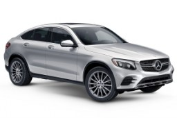 Mercedes-Benz GLC Coupé (C253) | 2015-