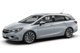 Opel Astra K Sports Tourer 2015-