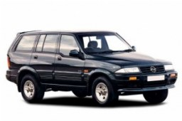 Ssangyong Musso 1993-2005