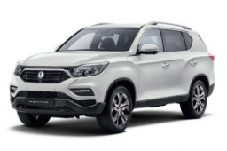 Ssangyong Rexton (Y400, G4) 2017-