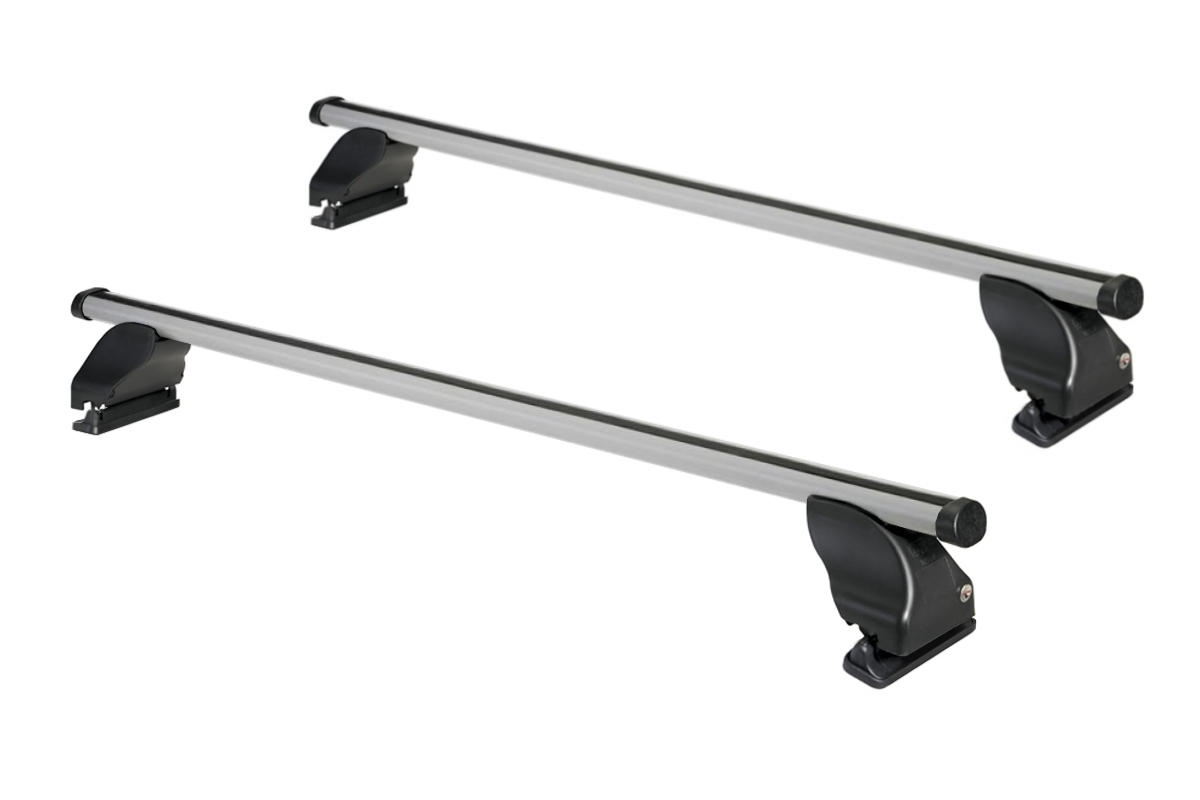Roof bars Saab 9-5 1998-2002 4-door saloon Twinny Load aluminum