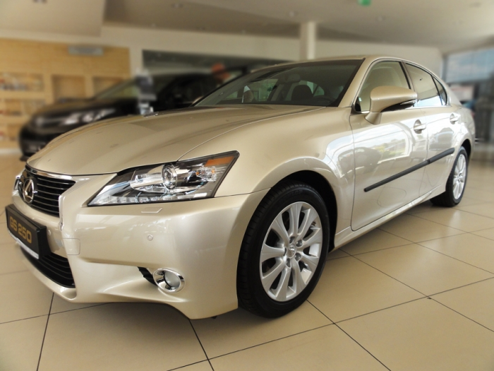 Door protectors Lexus GS IV (L10) 2011-present 4-door saloon set