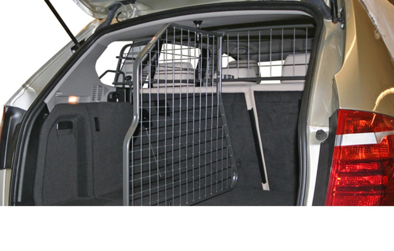 Travall Hundegitter Trenngitter für BMW X3 2010-2017