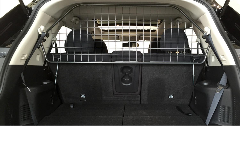 nissan x-trail iii (t32) travall dog guard   car parts expert