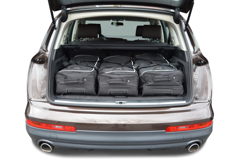 q7 4l 2006 2015 audi q7 4l 2006 2015 car bags reistassenset. Black Bedroom Furniture Sets. Home Design Ideas