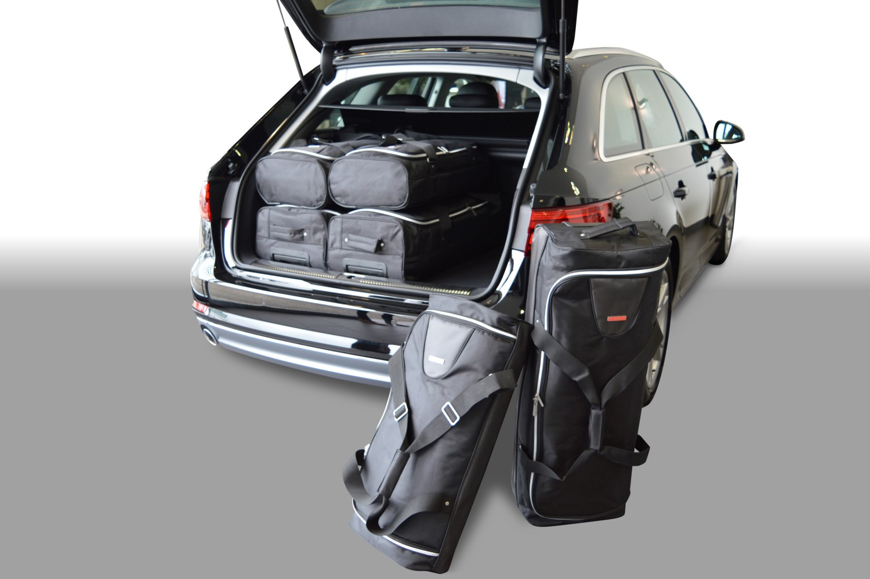 Audi a4 avant b9 2015 car bags reistassen travel bags