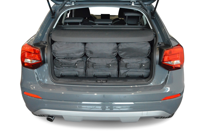 2 X magneti marelli ressort hayon Valise Cargo Set Audi 3881062