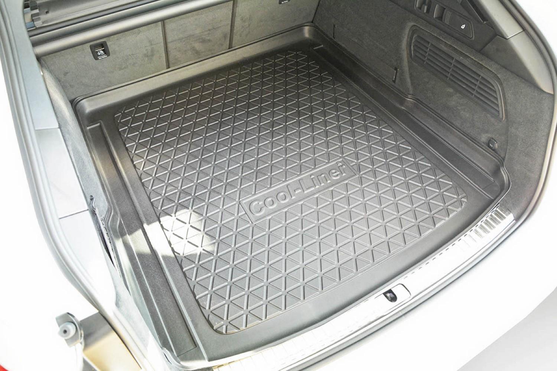 Laderaumwanne Kofferraummatte Kofferraumwanne für Audi A6 C8 Avant 2018