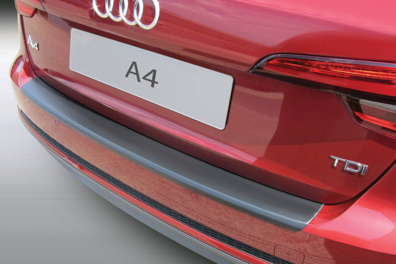 Audi a4 avant b9 2015 rear bumper protector abs ladekantenschutz abs