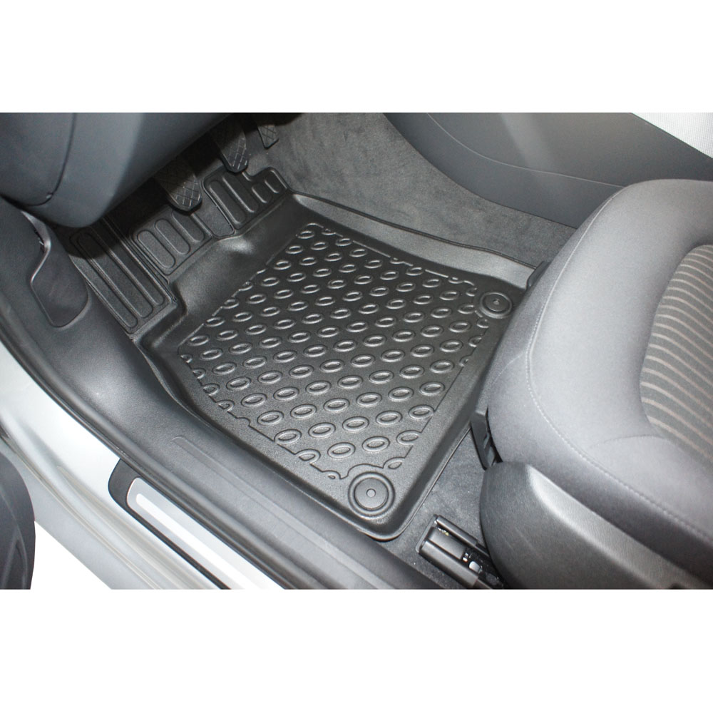 Rubber Matten Audi A4.Audi A4 B8 2008 2015 4 Door Saloon Cool Liner Car Mat Set Pe Tpe Rubber