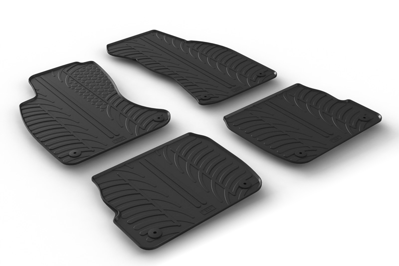 Audi A6 C5 Rubber Car Mats Set Car Parts Expert