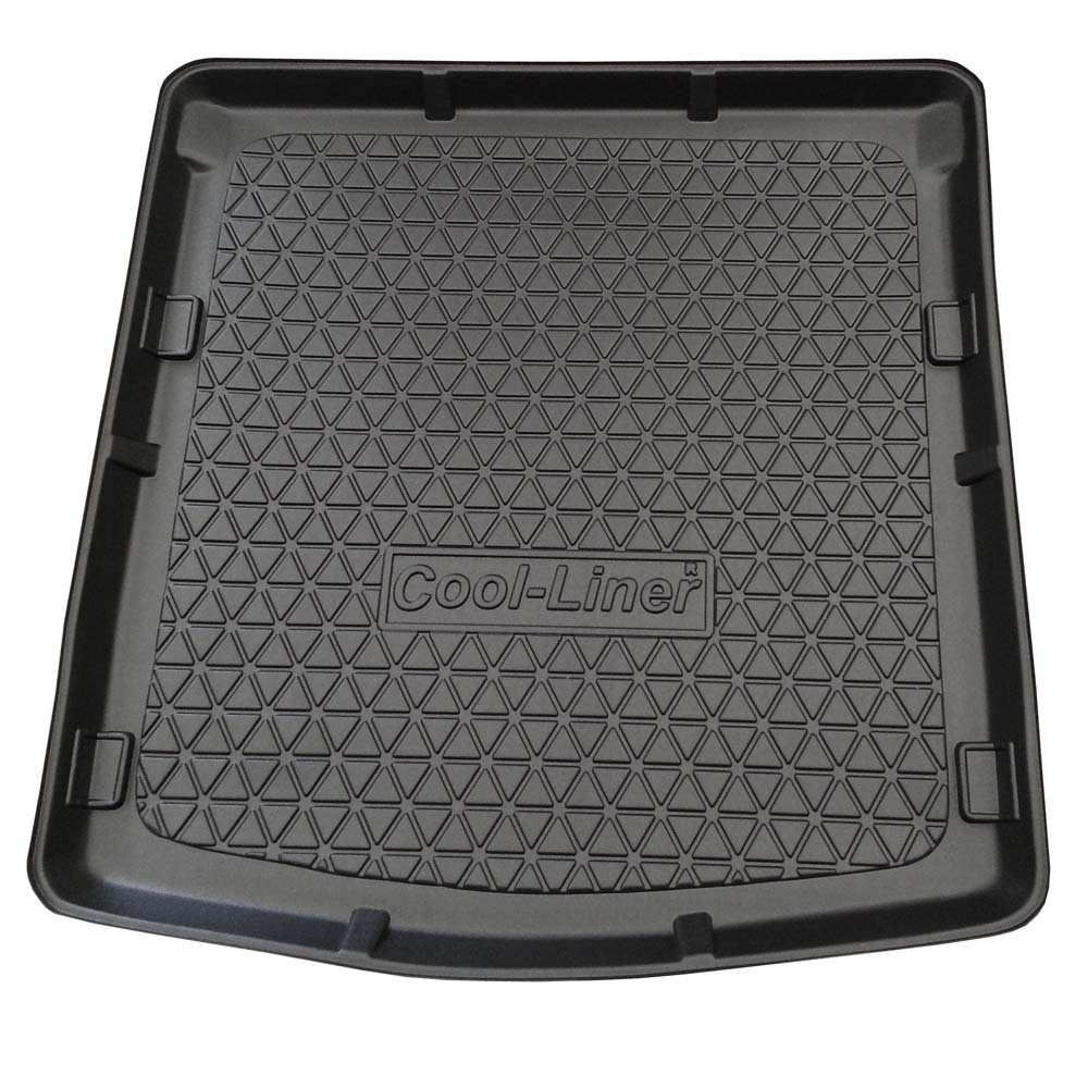 Boot mat Audi A5 Sportback (8TA) 2009-2016 5-door hatchback Cool Liner anti slip PE/TPE rubber