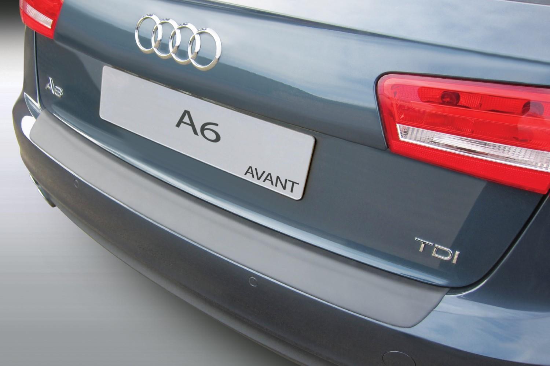 Bumper Protector Audi A6 Avant C7 Black Car Parts Expert