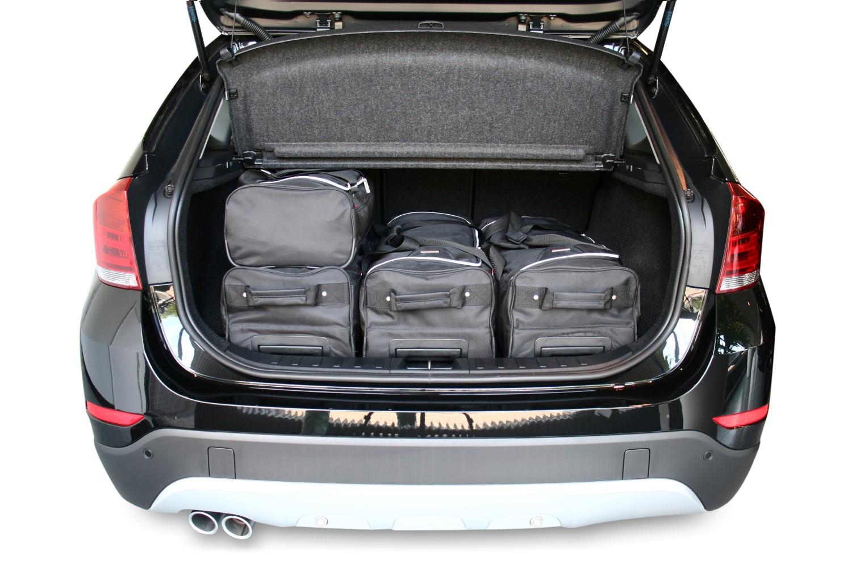 car reisetaschen bmw x1 e84 2010 2015 car bags. Black Bedroom Furniture Sets. Home Design Ideas