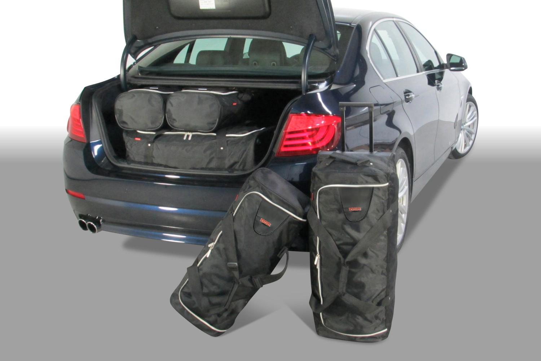 Car-Bags BMW 5 Series GT (F07) 2010-présent 5p Car-Bags Set De Sacs De Voyage B11101S on8O9cTi