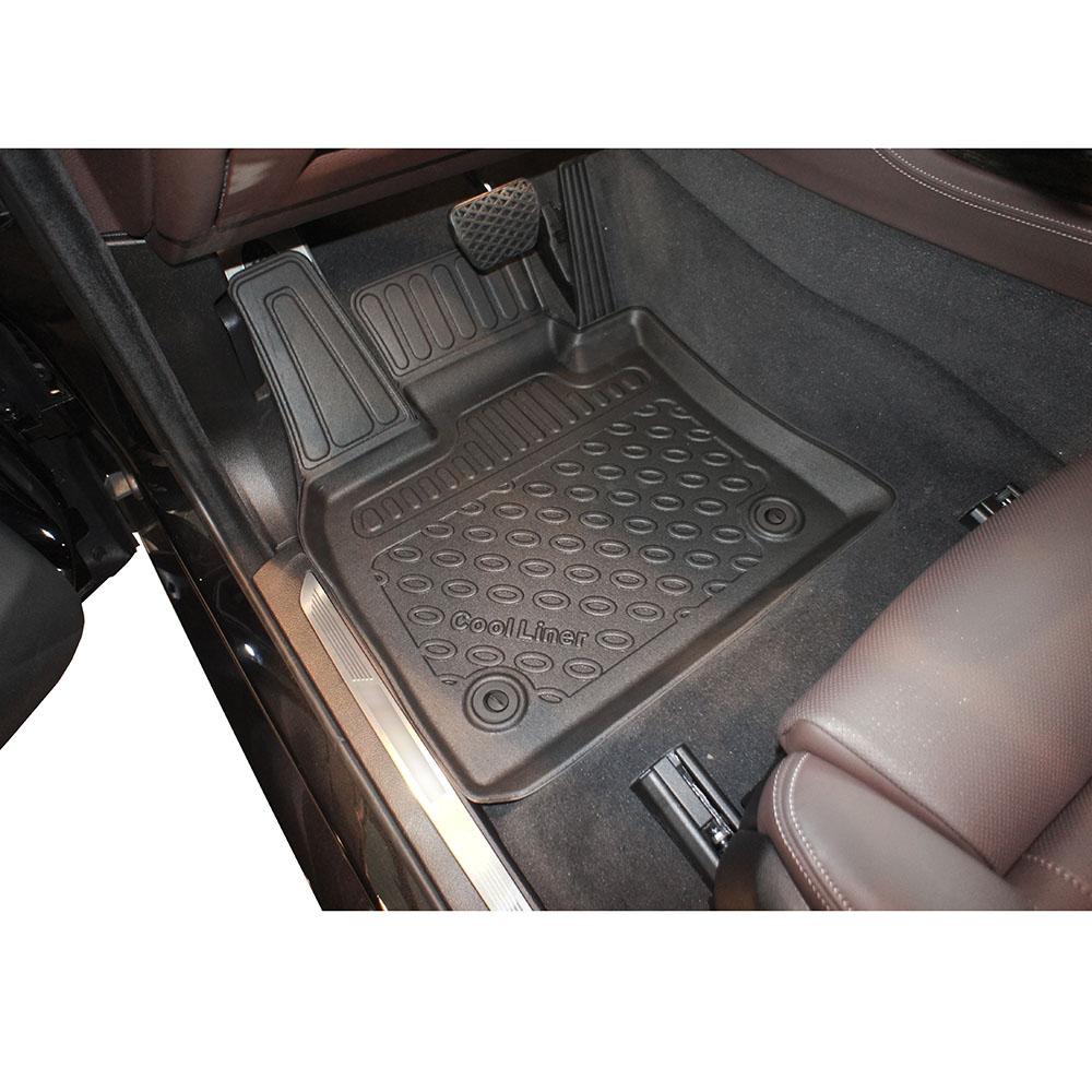 E70 ann/ée de Construction 02//2006-07//2013 Walser XTR Tapis de Coffre Compatible avec BMW X5