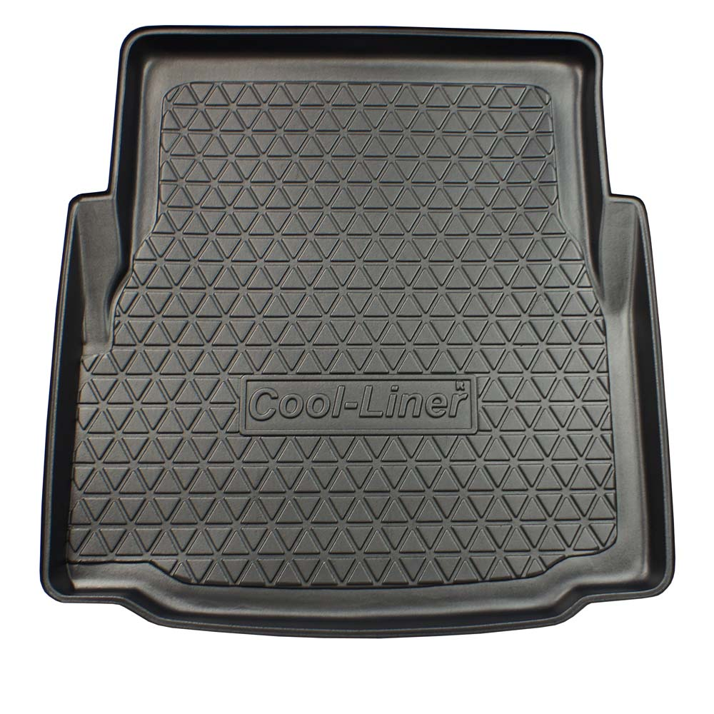 Boot mat BMW 3 Series (E46) 1998-2005 4-door saloon Cool Liner anti slip PE/TPE rubber