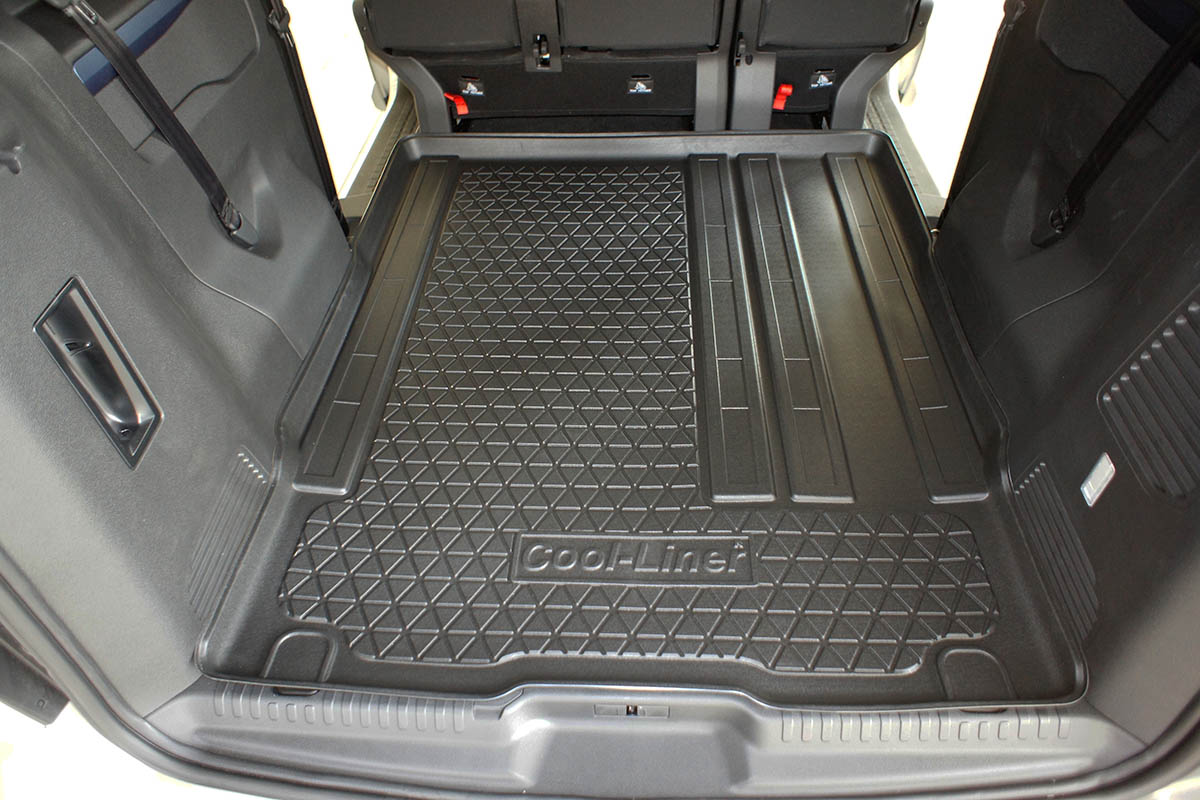 Kofferbakmat Citroën SpaceTourer 2016-heden Cool Liner anti-slip PE/TPE rubber