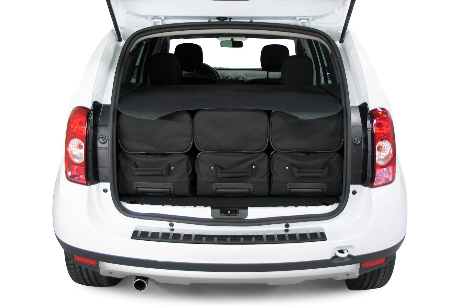 duster 2010 2017 dacia duster 2010 pr sent car bags set de sacs de voyage. Black Bedroom Furniture Sets. Home Design Ideas