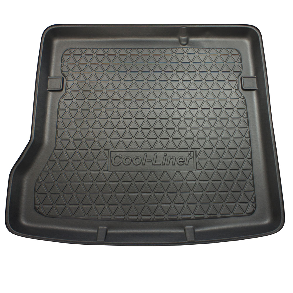 Boot mat Dacia Duster 2010-2017 Cool Liner anti slip PE/TPE rubber