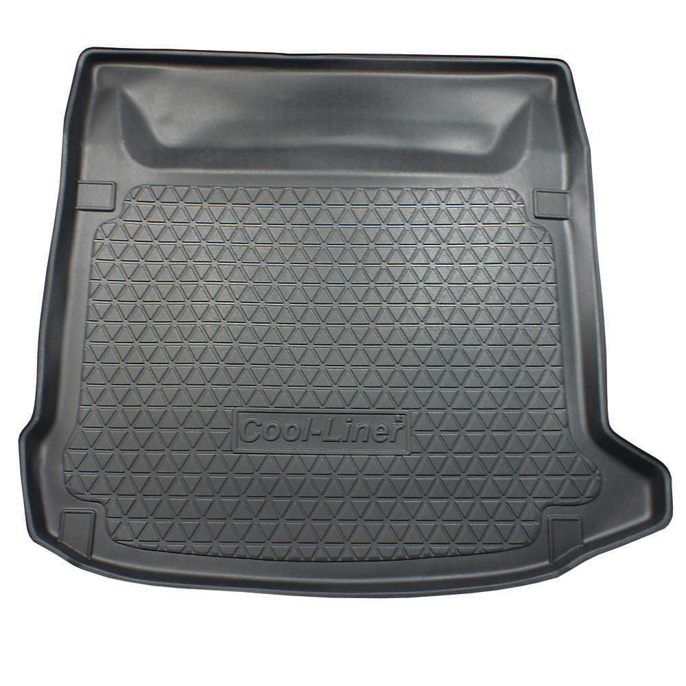 Boot mat Dacia Lodgy 2012-present Cool Liner anti slip PE/TPE rubber