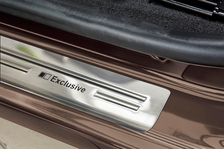 sandero ii 2012 pr sent dacia sandero ii 2012 pr sent 5 portes bicorps seuils de portes 2 pcs. Black Bedroom Furniture Sets. Home Design Ideas