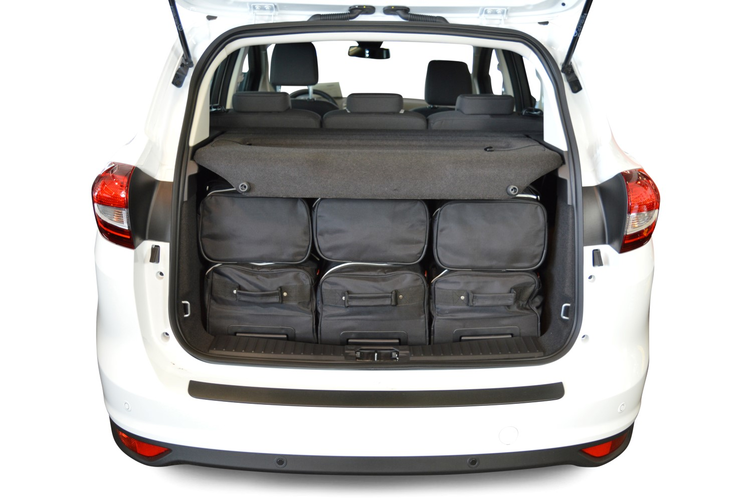 c max ii 2010 heden ford c max 2010 heden car bags reistassenset. Black Bedroom Furniture Sets. Home Design Ideas