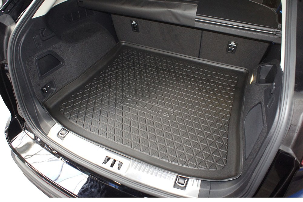 Ford Edge Ii  Trunk Mat Anti Slip Pe Tpe Rubber Kofferraumwanne Anti