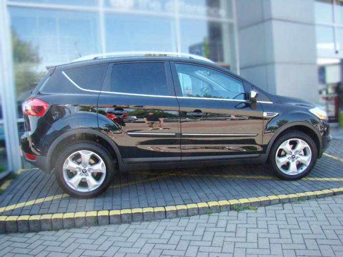 Door protectors Ford Kuga I 2008-2012 set