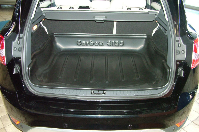 Kofferraumwanne mit Anti-Rutsch für Ford Kuga I 2008-2012