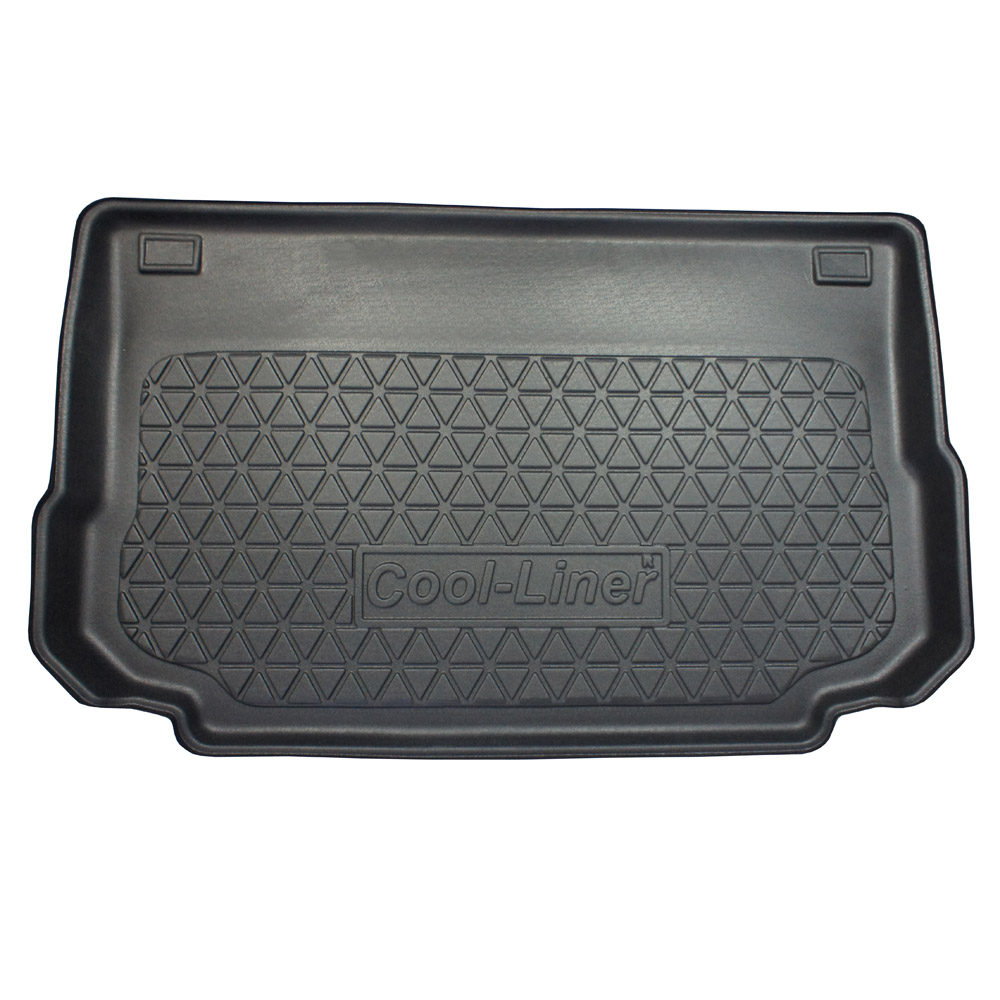 Boot mat Ford B-Max 2012-2017 Cool Liner anti slip PE/TPE rubber