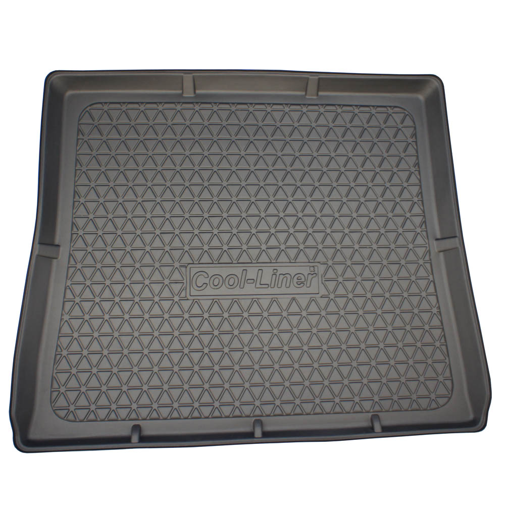 Boot mat Ford Galaxy II 2006-2015 Cool Liner anti slip PE/TPE rubber