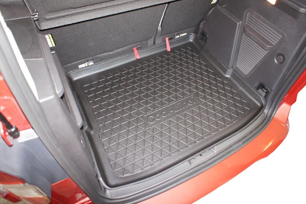 ford tourneo courier tapis de coffre car parts expert. Black Bedroom Furniture Sets. Home Design Ideas