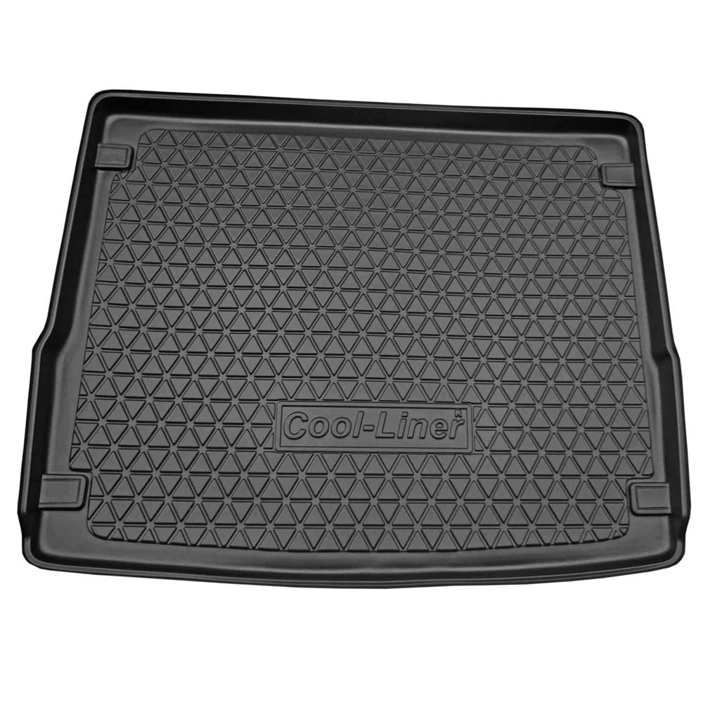 Boot mat Ford Focus II 2004-2010 wagon Cool Liner anti slip PE/TPE rubber