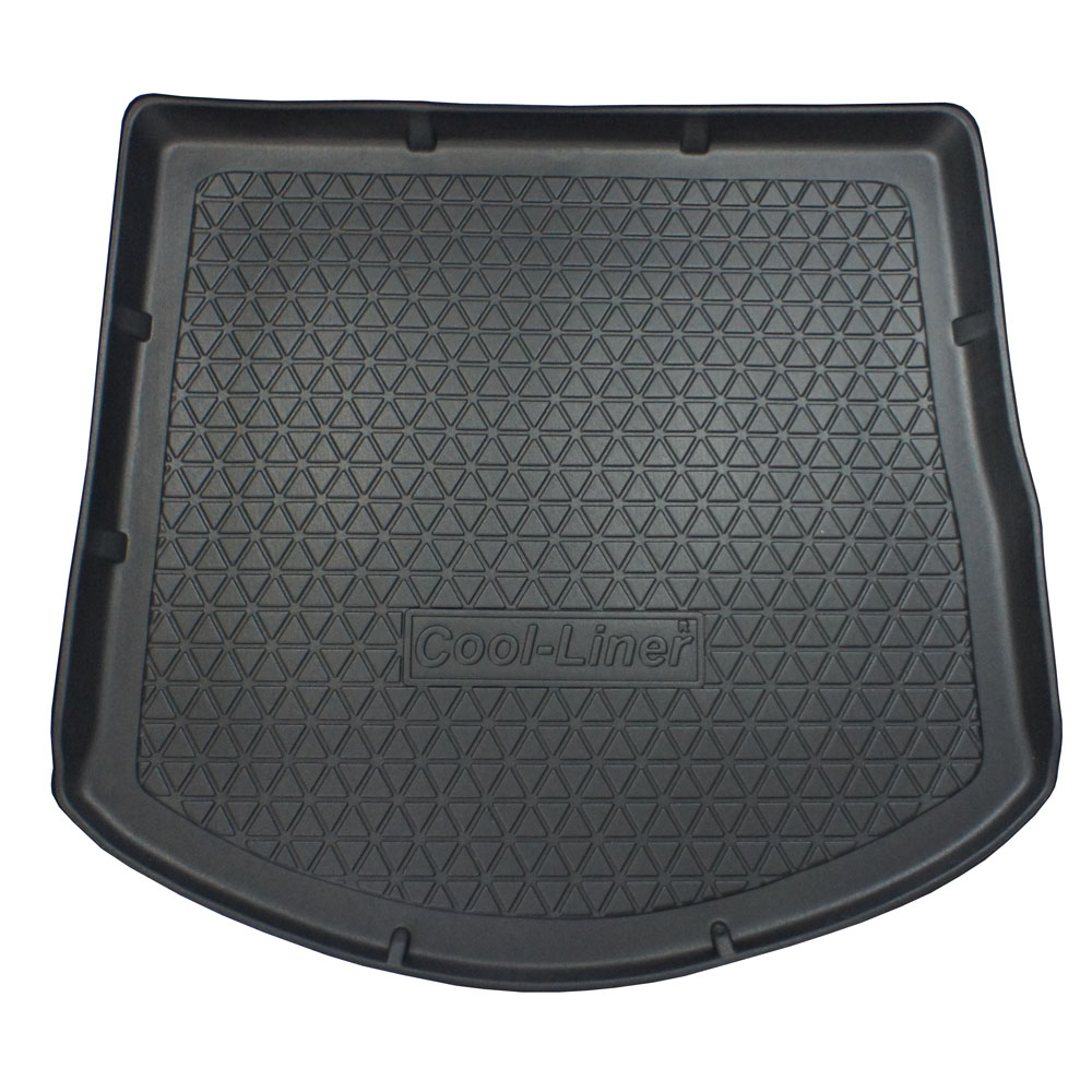 Boot mat Ford Mondeo IV 2007-2014 wagon Cool Liner anti slip PE/TPE rubber