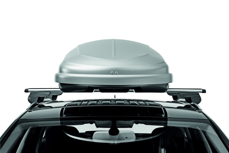 Hapro Coffres De Toit Hapro Traxer 6 6 Silver Grey Coffre