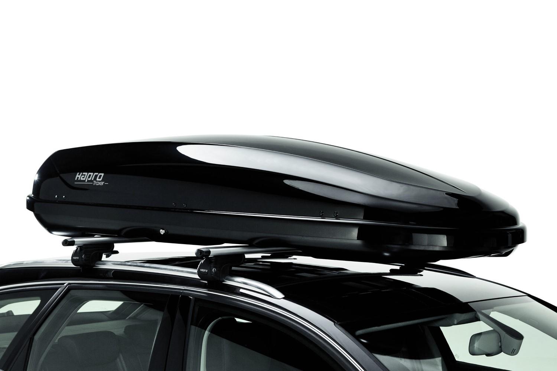 hapro roof boxes hapro traxer 8 6 titanium roof box. Black Bedroom Furniture Sets. Home Design Ideas