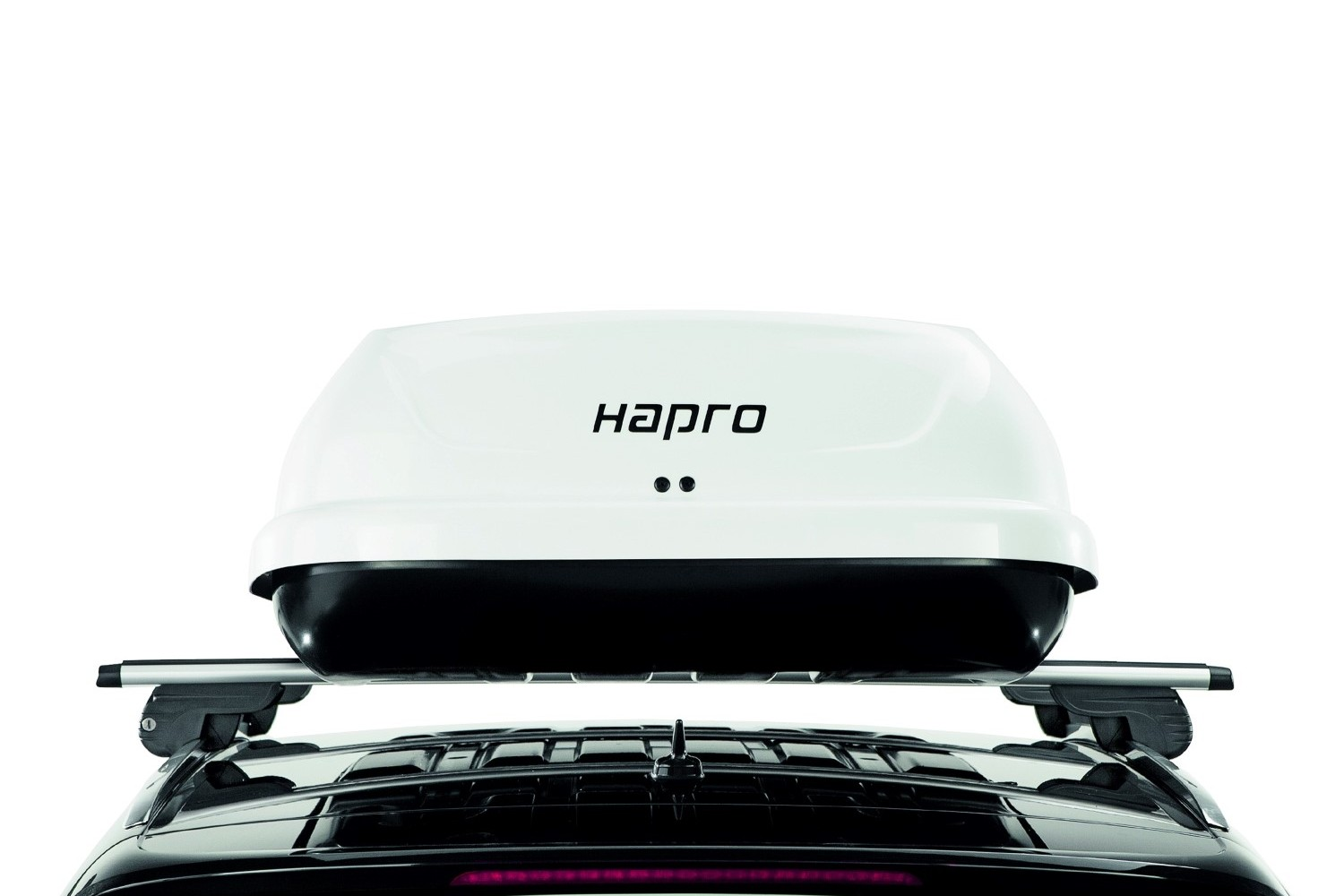hapro dachboxen hapro traxer 6 6 pure white dachbox. Black Bedroom Furniture Sets. Home Design Ideas