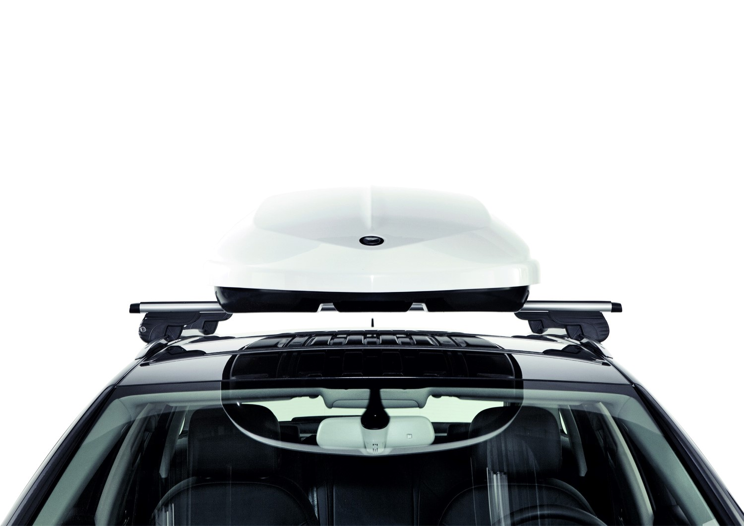 hapro roof boxes hapro zenith 6 6 pure white roof box. Black Bedroom Furniture Sets. Home Design Ideas