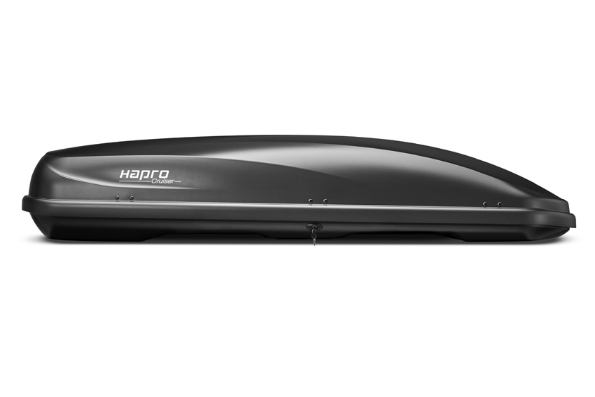 Hapro Cruiser 10.8 Anthracite roof box (HAP30690)  sc 1 st  Car Parts Expert : box roof - memphite.com