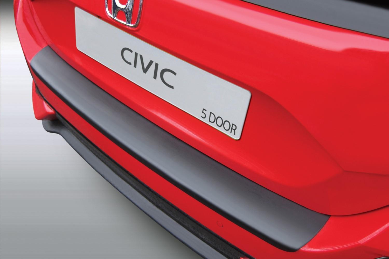 Honda Civic X 2017 Heute 5 Turer Schragheck Ladekantenschutz Abs Mattschwarz