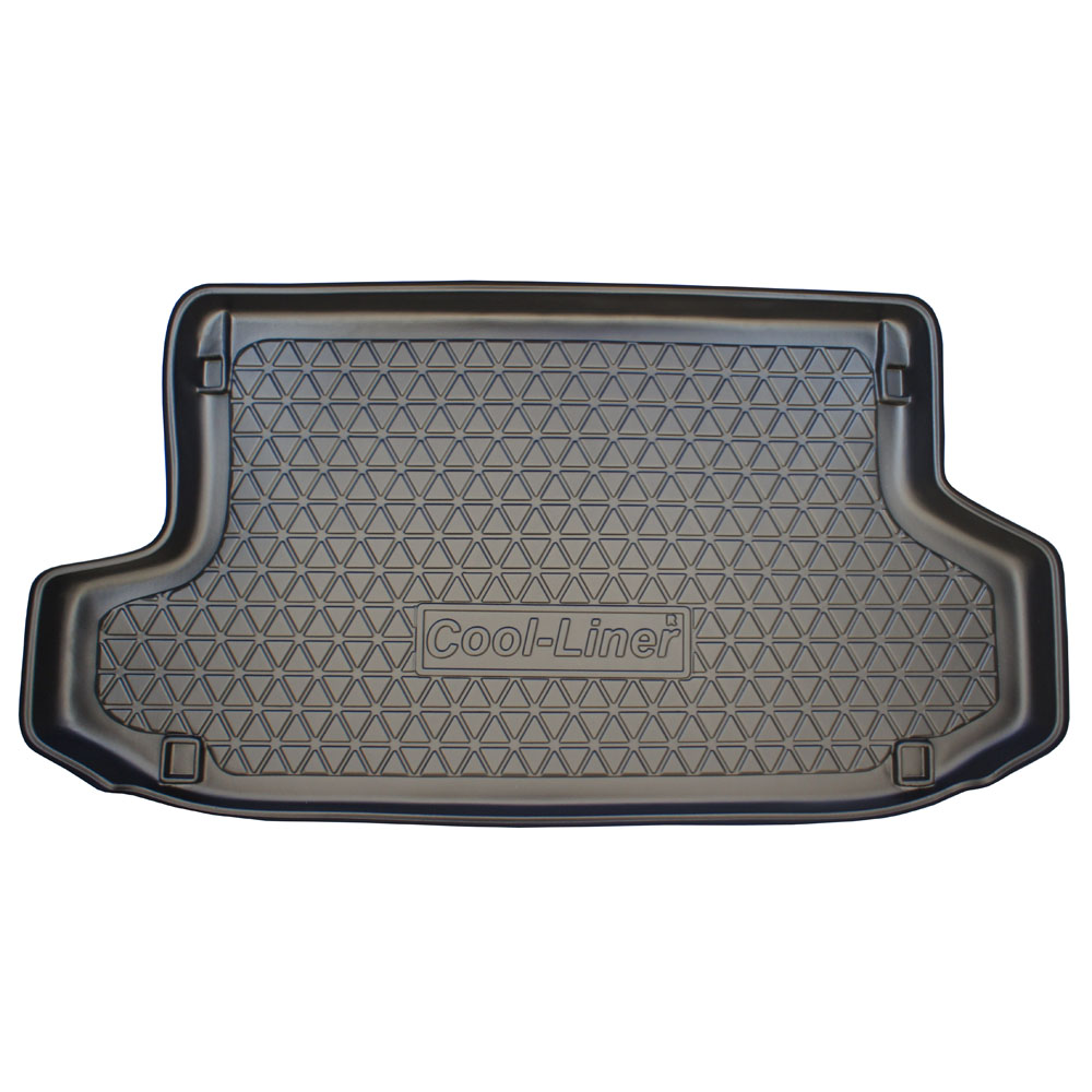 Boot mat Honda HR-V 1999-2006 Cool Liner anti slip PE/TPE rubber