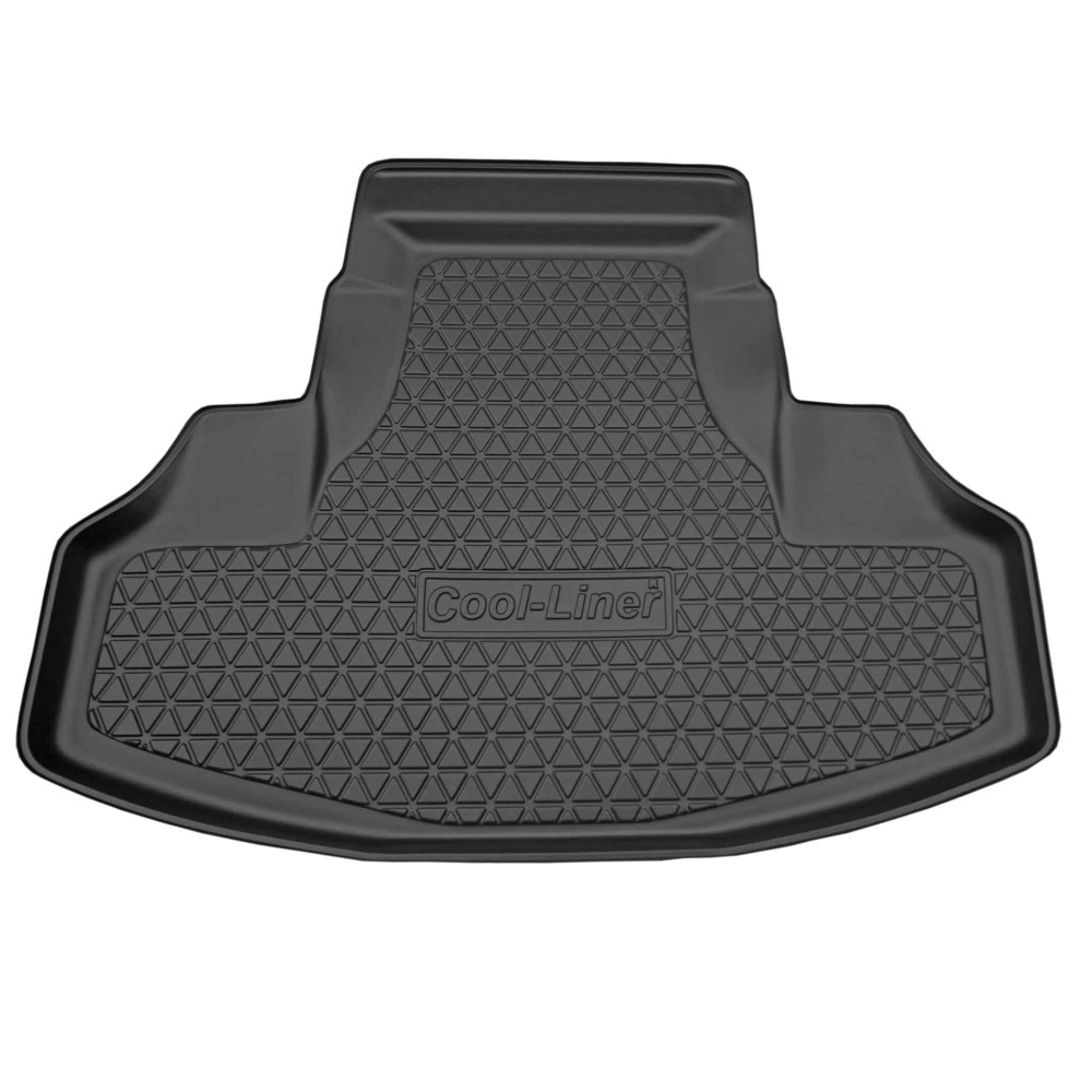 Boot mat Honda Accord VIII 2008-2015 4-door saloon Cool Liner anti slip PE/TPE rubber